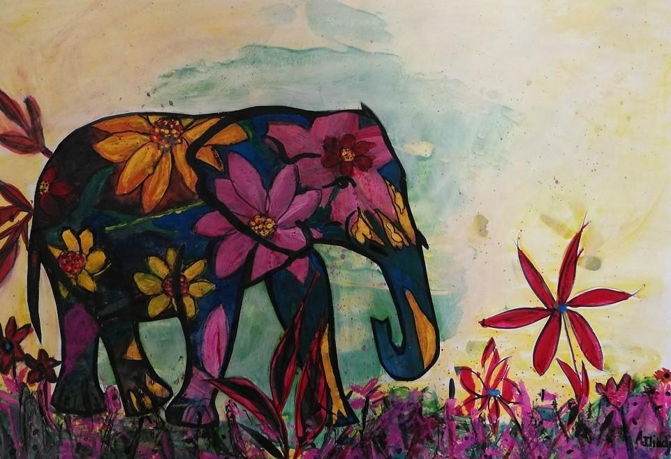 Hawaiian Elephant